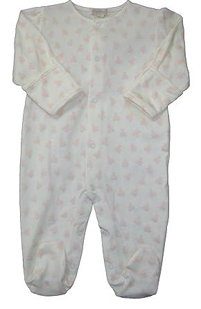e1c23554dc7a Amazon.com  Kissy Kissy Baby-Girls Infant Organic Mini Bears Print ...