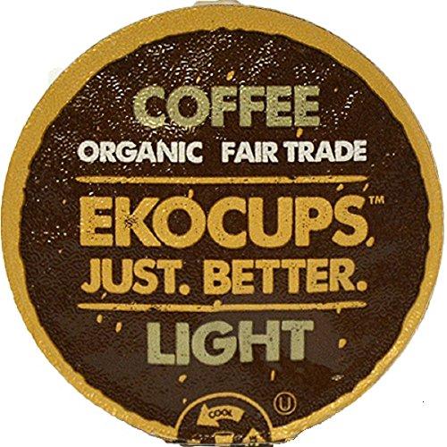 EKOCUPS Artisan Organic Gourmet Recyclable