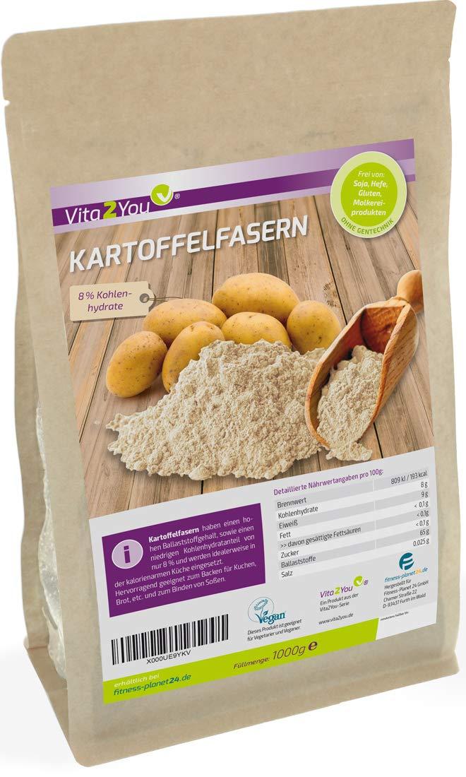 Kartoffelfasern