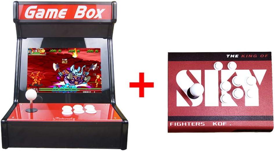 Pinjeer 12 pulgadas Pantalla HD grande Arcade Retro Consola de ...
