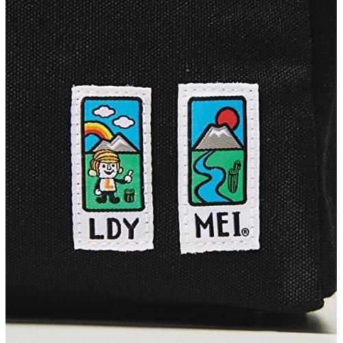 Laundry × MEI 2WAY BAG BOOK BLACK 画像 C
