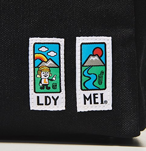 Laundry × MEI 2WAY BAG BOOK BLACK 画像 C