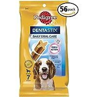 PEDIGREE DENTASTIX Medium Dog Dental Treats, 56 Count