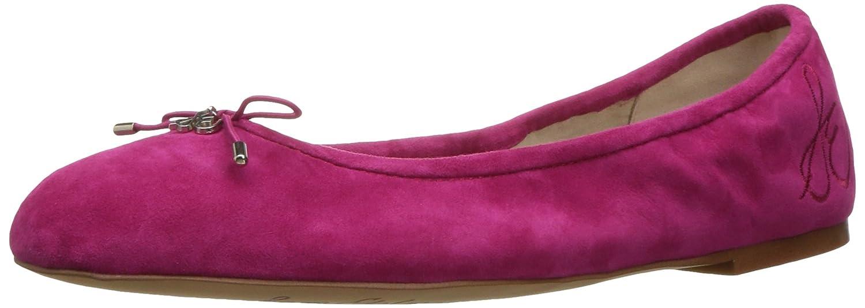 Very Berry Sam Edelman Women's Felicia Ballet Flat