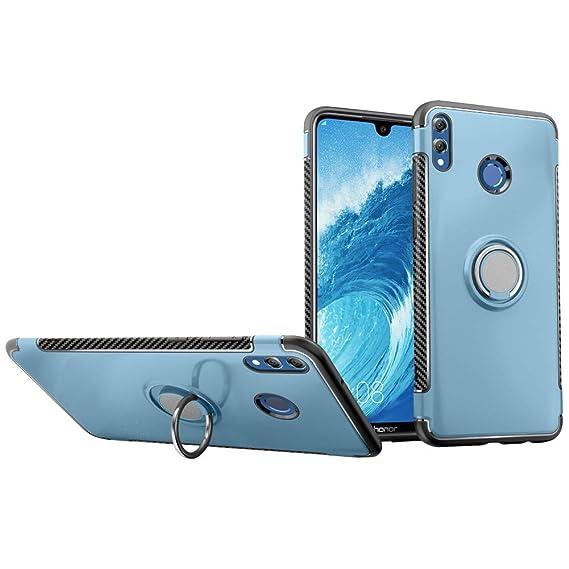 Amazon com: DWaybox Honor 8X Case Hybrid Back Case Cover