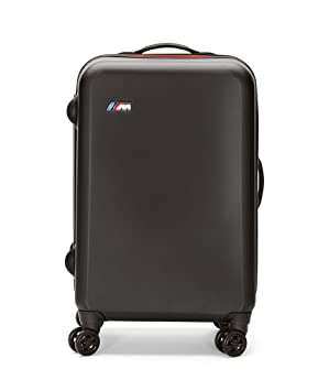BMW Original M Trolley Maleta con Ruedas, Color Negro: Amazon.es: Coche y moto
