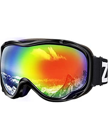 5ef7b7acb7a Zionor Lagopus Ski Snowboard Goggles UV Protection Anti-Fog Snow Goggles  for Men Women Youth