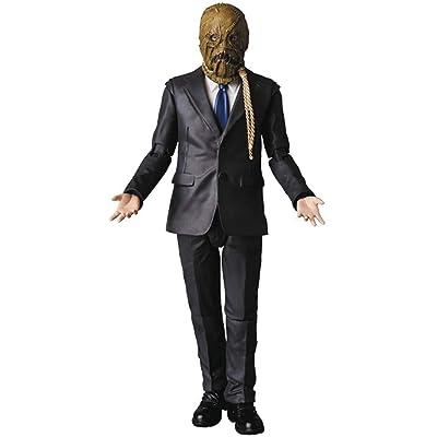Medicom Batman Begins: Scarecrow Maf Ex Action Figure: Toys & Games