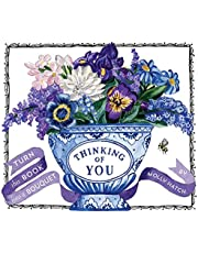 Thinking of You (A Bouquet in a Book): Turn this Book into a Bouquet