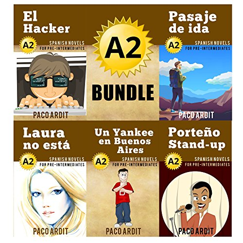Spanish Novels: Pre Intermediate