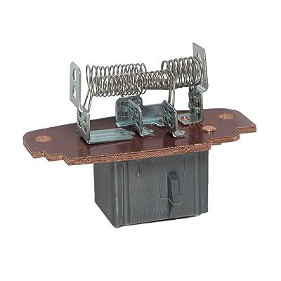 AC Heater Blower Motor Resistor for Ford Explorer 1995-2003 Ranger 1995-2011 Explorer Sport Trac Mercury Mountaineer: Automotive