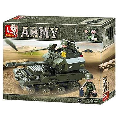 Sluban M38-B0282 - T90 tank