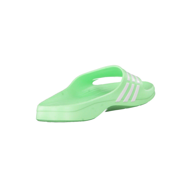 e7158035c adidas Performance Duramo Sleek Women s Shower and Bath Flip-Flops Green  Size  8  Amazon.co.uk  Shoes   Bags