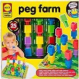 ALEX Toys Little Hands Peg Farm