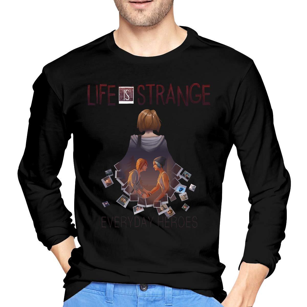 Fssatung S Life Is Strange T Shirt Black