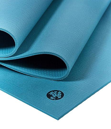 Manduka Pro - Esterilla de Yoga (Larga, 213 cm), Color Azul ...
