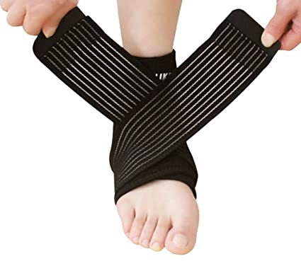 14f927aa7f727 Tobillera compresi oacute n doble venda fascitis plantar artritis  tendinitis posoperatorios protege el pie durante pr aacute