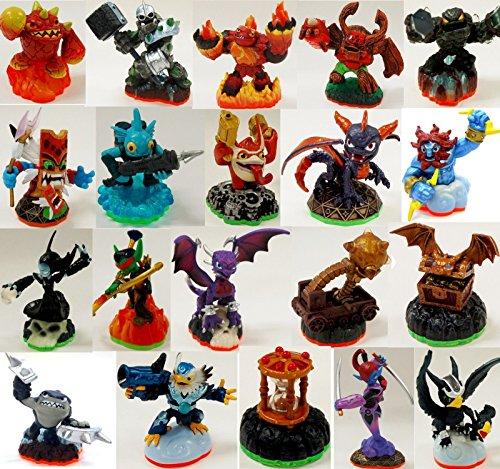 20 x NEW BULK LOT Skylanders Figure swap force giants Wii-U 3DS PS4 PS3 XBox 360