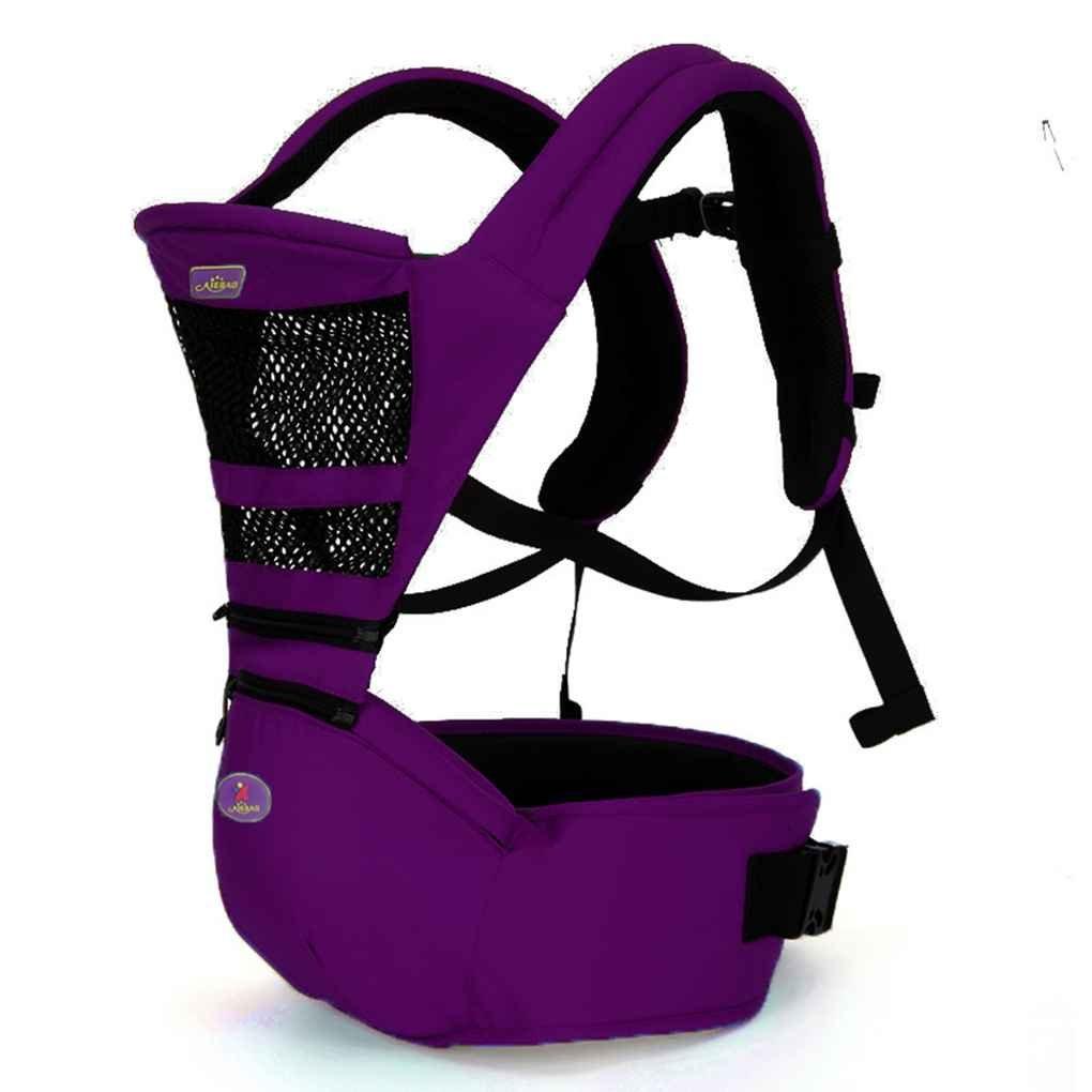 Elenxs Baby Hip Sitzträger Toodler Sling Rucksack Verpackungs Baby Rucksack Fördermaschine