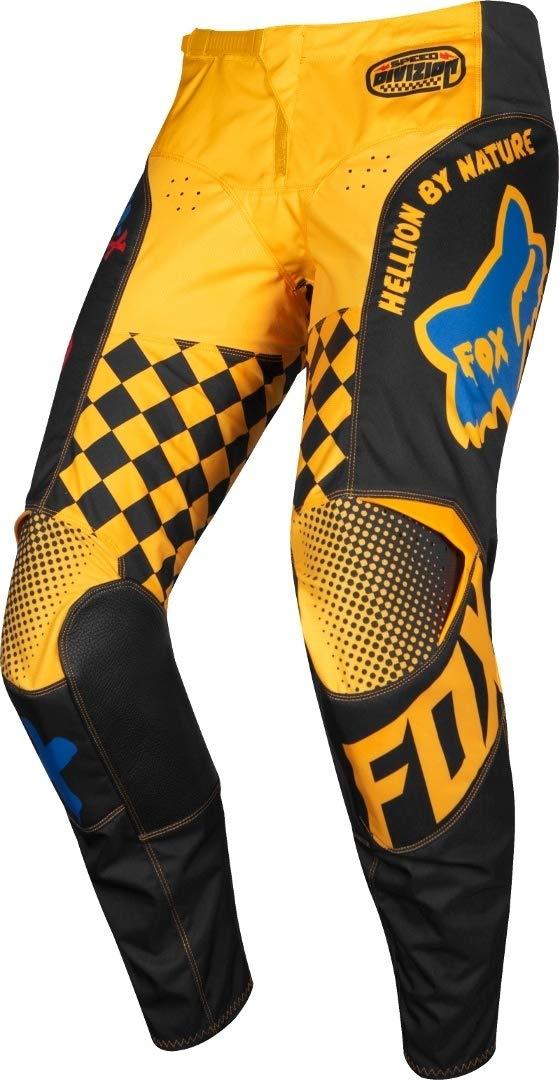 2019 Fox Racing 180 Czar Pants-Cardinal-36