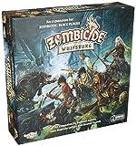 CMON Zombicide: Wulfsburg Board Game