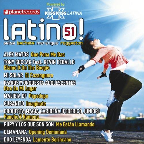 Latino 51 - Salsa Bachata Merengue Reggaeton
