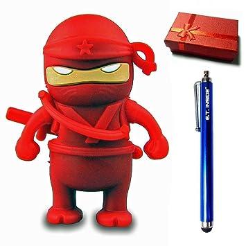 Ninja Forma Memoria USB de 64 GB en Caja de Regalo con E.T. ...