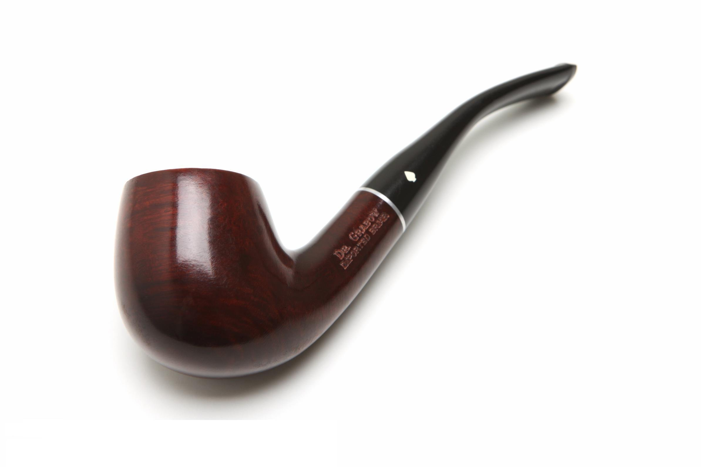 Dr Grabow Savoy Smooth Tobacco Pipe by Dr. Grabow