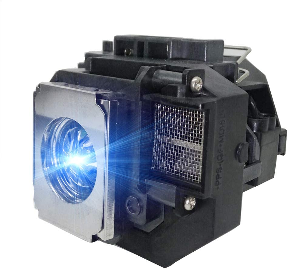 JTL Projector Lamp for Epson ELPLP54 PowerLite Home Cinema 705HD EX31 EX51 EX71 EB-S7 EB-X7 EB-S8 EB-X8 EB-S82 EB-W7 EB-W8 Replacement Projector Lamp with Housing