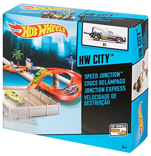 Hot Wheels City Speed Junction Playset