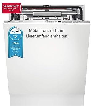 AEG FSE63800P Totalmente integrado 13cubiertos A+++ lavavajilla ...
