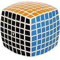 V-Cube 7 Cubo Rubik 7 X 7 Rompecabezas, Color Blanco