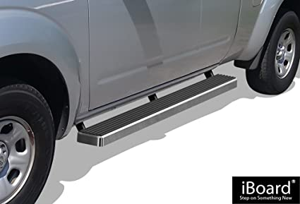 Amazon Aps Iboard Running Boards 4 Custom Fit 2005 2018 Nissan