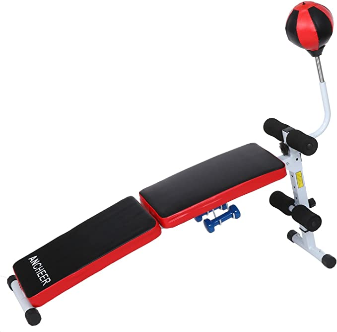 Ancheer Adjustable Weight Bench Review