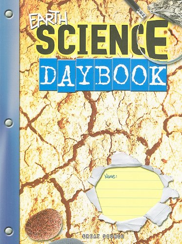 Great Source Science Daybooks: Student Edition Earth Science 2002 pdf epub