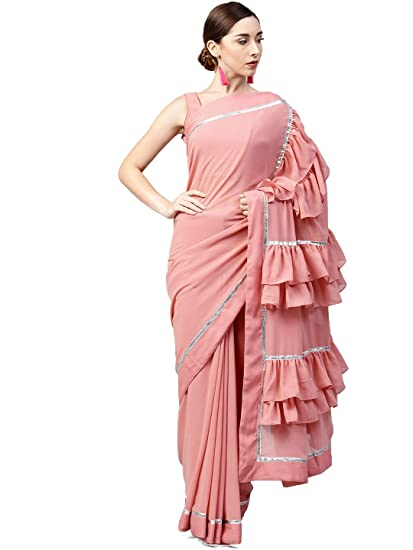 05993b4f76a Saree For Women Party Wear Sarees Offer Designer Below 500 Rupees Latest  Design Under 300 Combo Art Silk New Collection 2018 ...