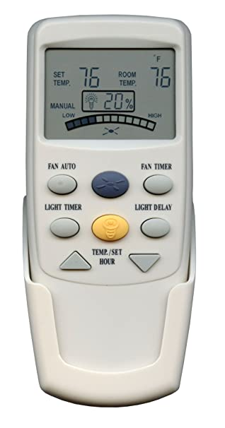 Ceiling Fan Timer: Hampton Bay FAN-9T with FAN TIMER key Thermostatic Remote Control for  Hampton Bay Ceiling,Lighting