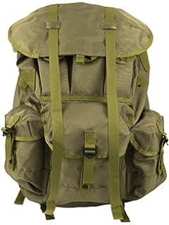 Amazon.com   G.I. TYPE HW CANVAS MINI ALICE PACKS - BLACK   Tactical ... eb0bdaa0a2a