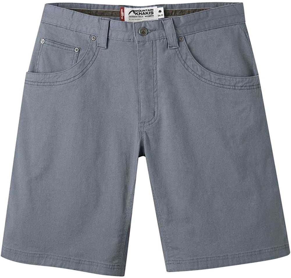 Mountain Khakis Camber 104 Hybrid Short Classic Fit
