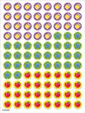 apple behavior chart - Creative Teaching Press Upcycle Style Hot Spots Stickers (7136)