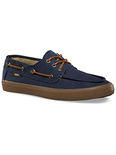 vans dress shoes. vans chaufffeur 2.0 dress blue/gum size 6.5 shoes v