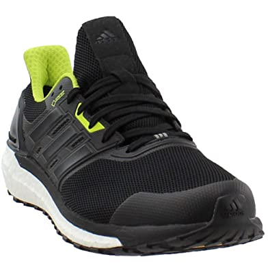 newest 241f3 c8f23 adidas Mens Supernova Gore-Tex Athletic   Sneakers Black