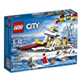 LEGO City Great Vehicles Fishing Boat 60147 Building Kit