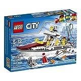 LEGO® City® Fishing Boat 60147 Creative Play Toy