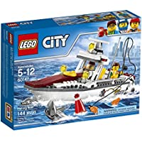LEGO City Fishing Boat 60147 Creative Play Toy