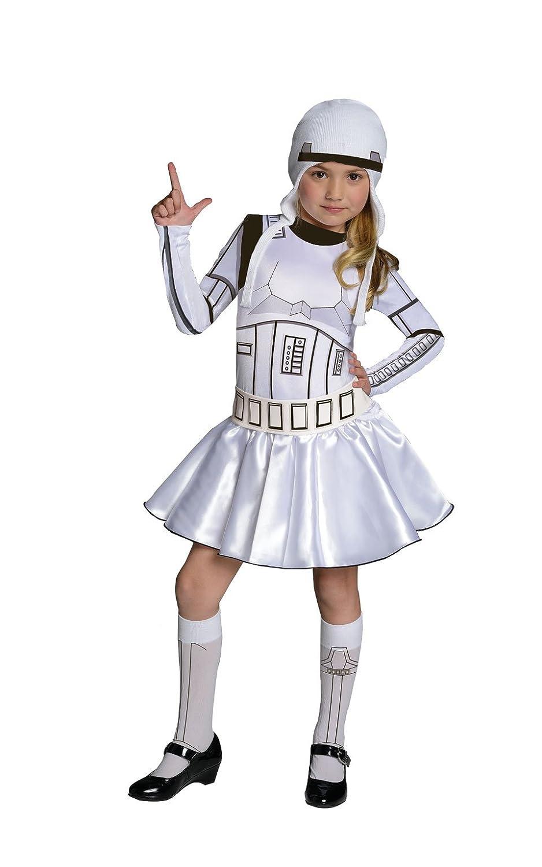 Rubies - Disfraz infantil de soldado imperial para niñas, diseño ...