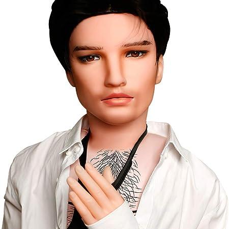 Muñeca sexual realista con vibrador consolador y ano, muñeca ...