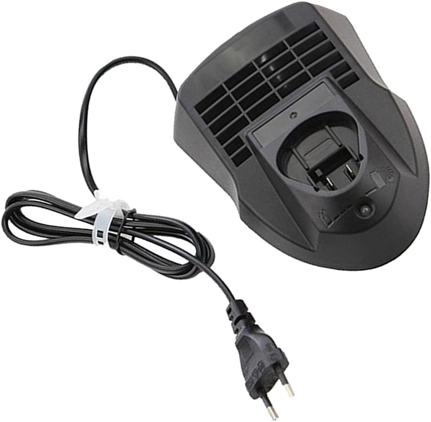 Schnellladeger/ät f/ür Bosch Batterie AL1115CV 2607225146 Elektrowerkzeug 10,8V Li-ionen