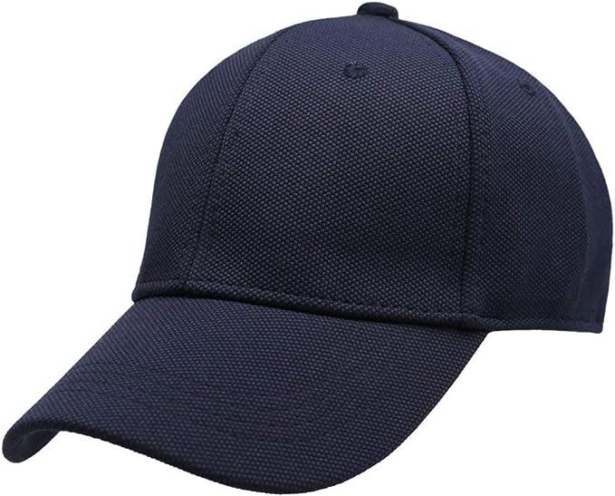 Lanceyy Gorros El Sombrero Hombres Gorra Negra Completa para ...