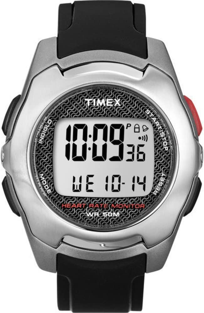 GENUINE TIMEX Watch HRM HEALTH TOUCH Male - T5K470